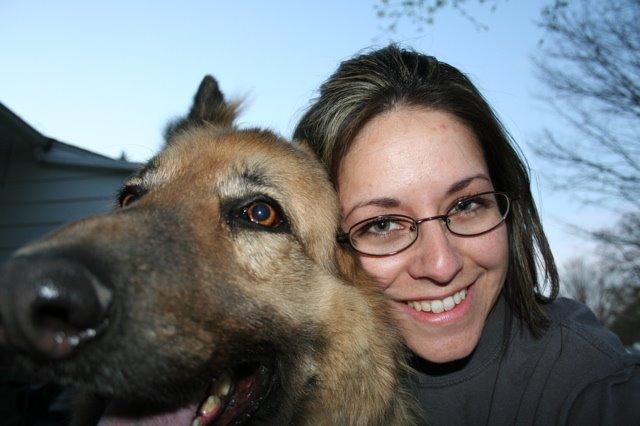 Boaz, My German Shepherd Dog