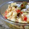 Spanish Potato Salad, Aliño | myhumblekitchen.com