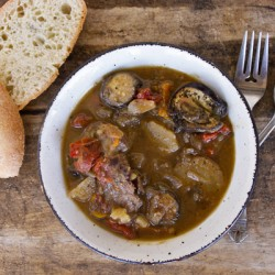 Georgian Lamb Stew