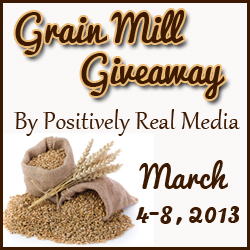 Wondermill Grain Mil Giveaway 250x250