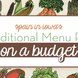 real food menu plan on a budget