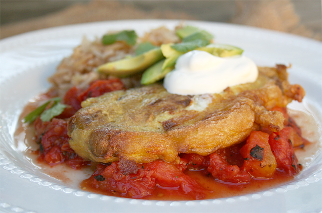 A Recipe for Traditional, Mexican Chile Rellenos | myhumblekitchen.com