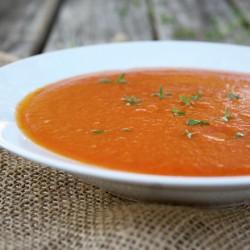 A Warming Tomato Soup | myhumblekitchen.com