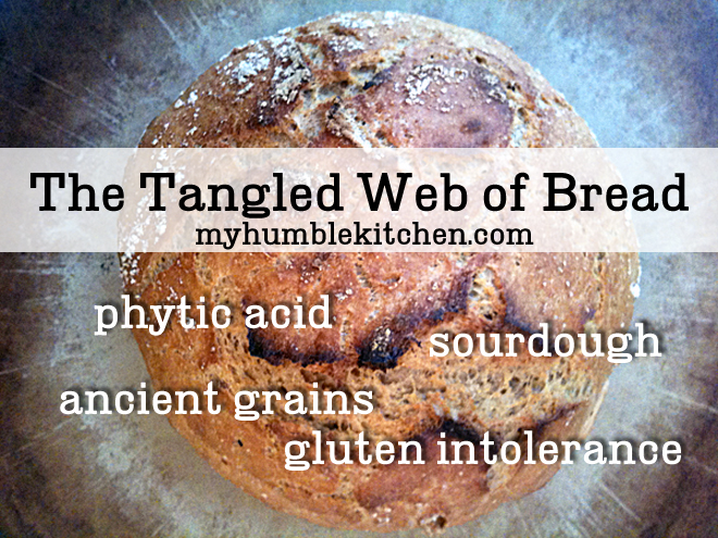 The Tangled Web of Bread | myhumblekitchen.com