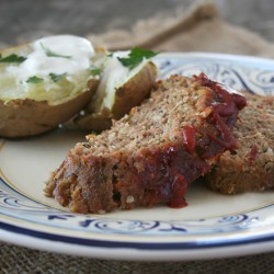 A Flavorful Meatloaf Recipe, The Real Food Way | myhumblekitchen.com