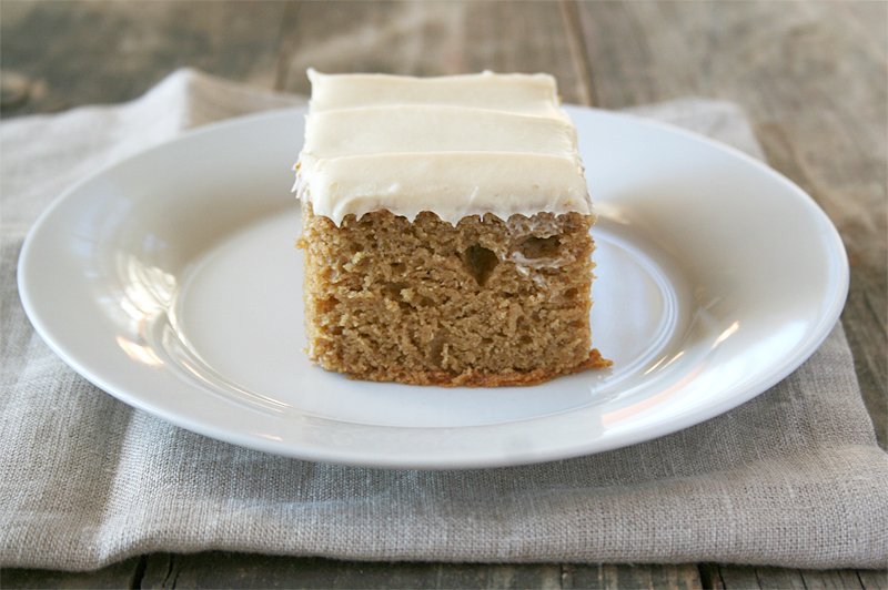 Einkorn Flour, Naturally Sweetened Pumpkin Bars