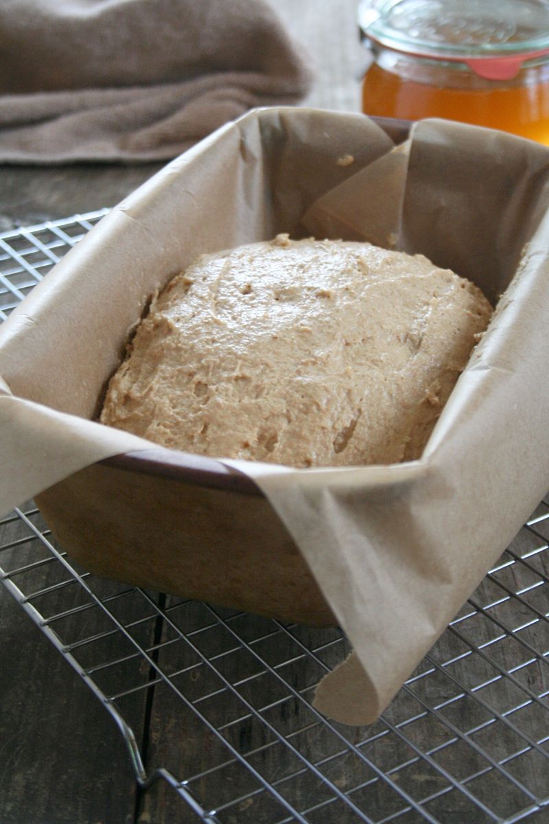 Simple, Whole Wheat Einkorn Bread | myhumblekitchen.com
