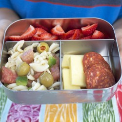 Homeschool Lunches Made Simple #recipe via myhumblekitchen.com