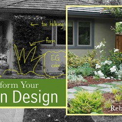 Transform Your Garden Design | myhumblekitchen.com