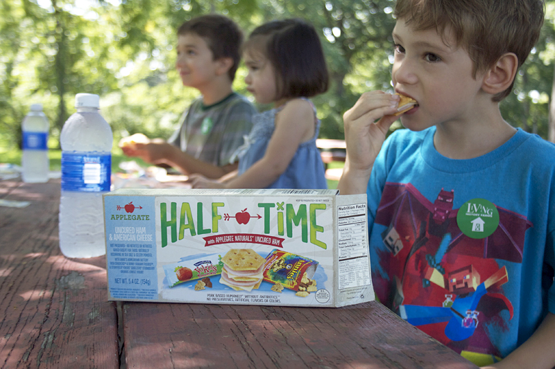 Field Trips Made Simple and Healthy with Half Time + Giveaway!