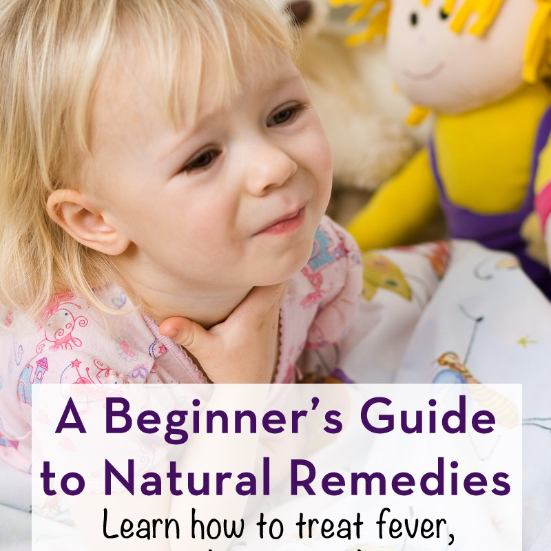 A Beginner's Guide to Natural Remedies - myhumblekitchen.com