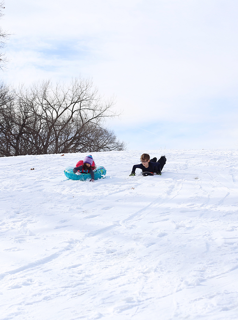 Finding Joy In Winter