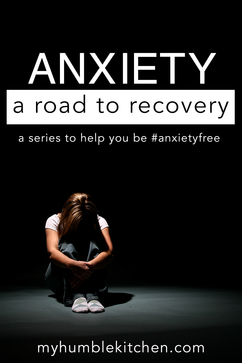 Anxiety: A Road to Recovery
