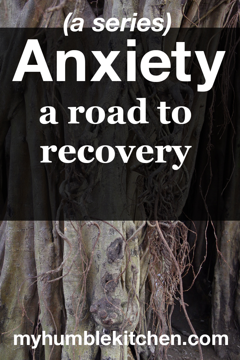 Anxiety - A Road to Recovery (A Series) - myhumblekitchen.com