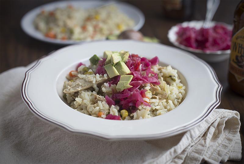 Arroz Con Pollo - Chicken With Rice
