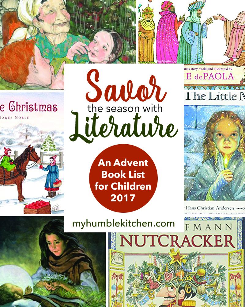 An Advent Book List for Children, 2017
